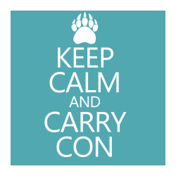 Keep Calm and Carry Con